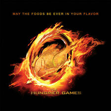The Hungrier Games T-Shirt - The Hunger Games Flaming Mockingjay