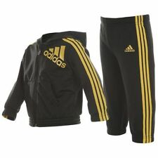adidas 3 Stripes Tracksuit Infants Baby Kids Boy Girl Age 1 2 3 4