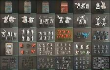 Multi-listing of Warzone Mutant Chronicles Foundry Necromunda Sci Fi Job Lots
