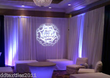 Pipe Draping,DJ,party,event,backdrop,church,hotels,craft/tradeshow,wedding