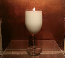 Scented Wine Glass Candles 10oz