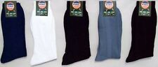 "New Wholesale Lot 1 Dz ""King"" Mens Nylon Dress Socks In Color (# EHS920N)"