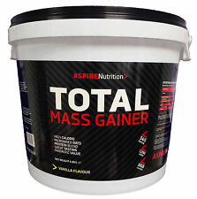 Aspire Nutrition Total Mass Gainer 6.8kg Weight Gain Powder - All Flavours