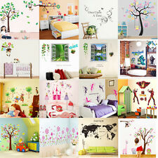 Hot Sale! DIY Vinyl Wall Stickers Decal Art Mural for Kids Nursery Home Decor
