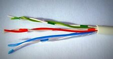 BT Internal Telephone Cable, CW1308 Three Pair (100% Pure Copper Wires)