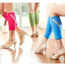 Remedy Knitted Calf Compression Running Sleeve Socks OT8G