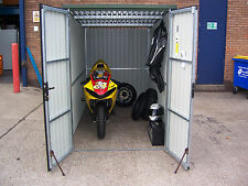 Motorcycle Garage New Security Shed