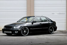 Lexus IS300 IS on 360 Forged wheels HD Poster print Multi sizes available