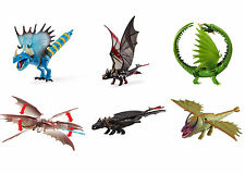 How to Train your Dragon 2 Power Action Dragons - Toothless Stormfly Cloudjumper