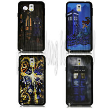 Tradis Doctor Who Durable case for SAMSUNG GALAXY NOTE 3 III N9000 01181