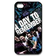 A Day to Remember for iPhone 4 4S 4G 5 5S 5C Case Cover 16974