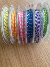 2 metres Berisford Ditto Ribbon - 3mm thin satin braid - Choice of colour - NEW