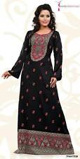 Beautiful Soft Printed Kaftan (Abaya) Long Sleeve Maxi Dress !! Free Shipping!!