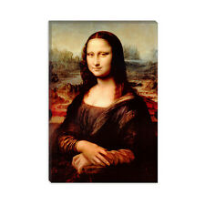 Mona Lisa Leonardo da Vinci Canvas Print Painting Reproduction