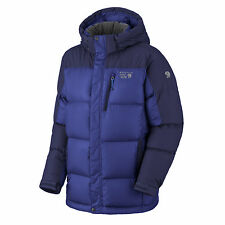 MOUNTAIN HARDWEAR MENS HUNKER DOWN HOODED COAT JACKET  SUPER WARM!