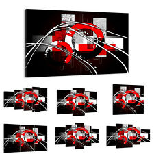 CANVAS PICTURE PRINT WALL ART PAINTING - MODERN HOME DECOR - 47 SHAPES - UK 0587