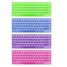 Silicone Laptop Keyboard Cover Protector Film for Acer Aspire E1-471G E1-431