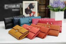 Genuine Leather Girl's Wallet Women's Wallets Purse Handbag Lady C81