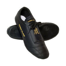 Tigerclaw Martial Arts Shoes Low Top Karate Tae Kwon Do Training Sneakers Black