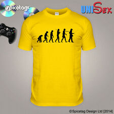 Video Game Inspired T-shirt Phone Hacker Evolution Tshirt New Gaming Watchdogs T