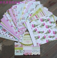 6pcs Handmade Paper Card making Scrapbooking DIY photo album Craft 048013023