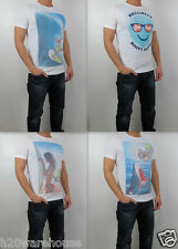 NWT HOLLISTER Men Muscle Fit Classic Victoria Beach T Shirt Tee By Abercrombie
