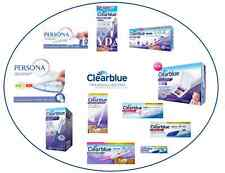 Clearblue Advanced Ovulation & Fertility / Persona, & Pregnancy tests