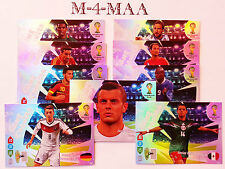 Choose Your FIFA WORLD CUP 2014 GAME CHANGER Panini Adrenalyn XL ROAD TO BRAZIL