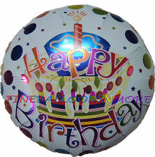 HAPPY BIRTHDAY BALLOON BIRTHDAY PARTY SUPPLIES