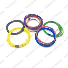 6mm Automotive Marine Auto Cable 50 Amp 84/0.30 Thinwall All Lengths Colours