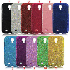 Fancy Glitter Glam Sparkle Case with Screen Protector for Samsung Galaxy S4