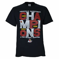 "University of Louisville: "" Cardinals Basketball 3-Time National Champions """