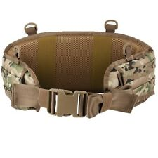 MILITARY MTP PADDED WEBBING BELT BATTLE MULTICAM HIP PAD COMBAT AIRSOFT POUCH
