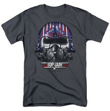 Top Gun Maverick Helmet mens t-shirt