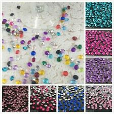 1000PCS 4.5mm 1/3ct Diamond Table Confetti CRYSTALS Wedding Party Decorations