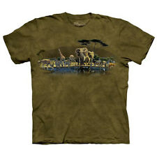 The Gathering Place  Child Animals Mountain Unisex T Shirt
