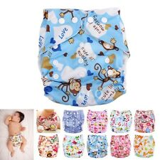 One-size Reusable Babyland Cloth Durable Washable Soft Infant Diaper Nappy
