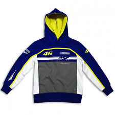 2014 Official Valentino Rossi M1 Yamaha Team Moto GP Junior Hoodie
