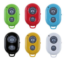 Self-portrait Bluetooth Remote Control Camera Shutter for iPhone Samsung Android