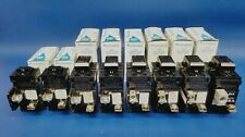 NEW 15 20 30 40 50 60 100 Amp PUSHMATIC BREAKERS SINGLE DOUBLE POLE *ALL SIZES*