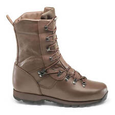 Altberg Sneeker Microlite MK11  -  MoD Brown Military Boots - Med Fit