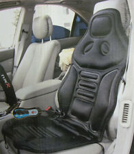 CC Massage car seat cushion with 6 motors choose color black-tan or silver