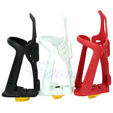 Adjustable Plastic Water Bottle Rack Cage Cycling Bicycle Mountain Bike Holder