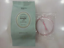 [Etude House] Magic Any Cushion Refill & Puff Collection Set(Mint, Pink, Peach)