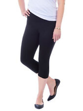 Lysse Women's Cotton Capri Leggings Style 12150