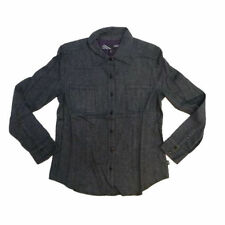 Women's Vans Trenches Shirt Onyx Sizes M; L