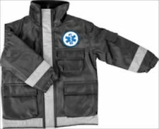 CHILD SIZE KID'S PARAMEDIC EMT MEDICAL DOCTOR HALLOWEEN JACKET COSTUME OUTFIT