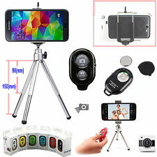 Bluetooth Remote Control Camera Shutter + Tripod For iOS IPHONE 4 5 ipod touch