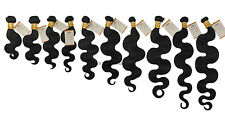 M04 Body Wave Brazilian Remy 100% Human Hair Extension Unprocessed 3 Pack Bundle