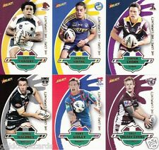 2012 NRL SELECT ONE COMMUNITY CARDS THAIDAY HAYNE CRONK CHERRY-EVANS MALONEY